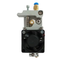 Rigid3D Zero2 Tek Parça Ekstruder (Coldend + Hotend) - 1.75mm Filaman için
