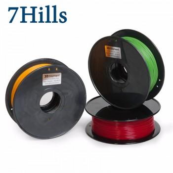 3D Yazıcı 1.75 mm PLA Max Filaman - 7Hills PLA Max Filament