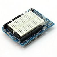 Mini Breadboardlu Arduino UNO R3 Proto Shield
