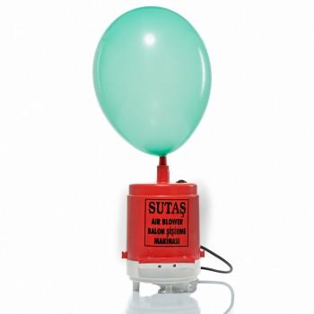 Balon Şişirme Makinası (Çanta Hediyeli) (Pedalsız)